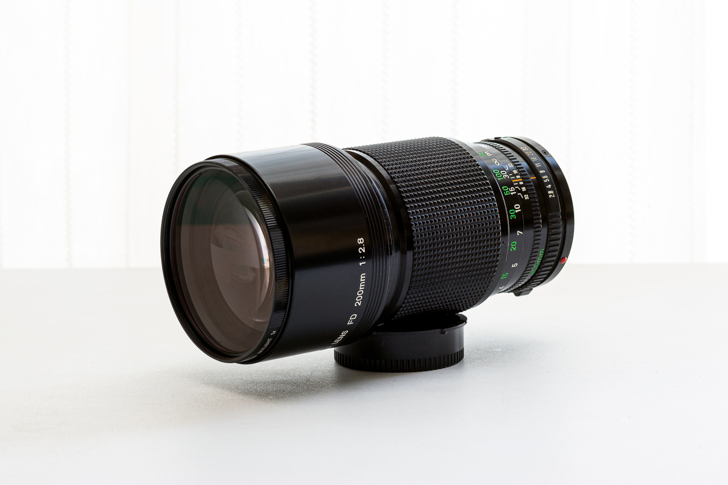 New FD200mm F2.8